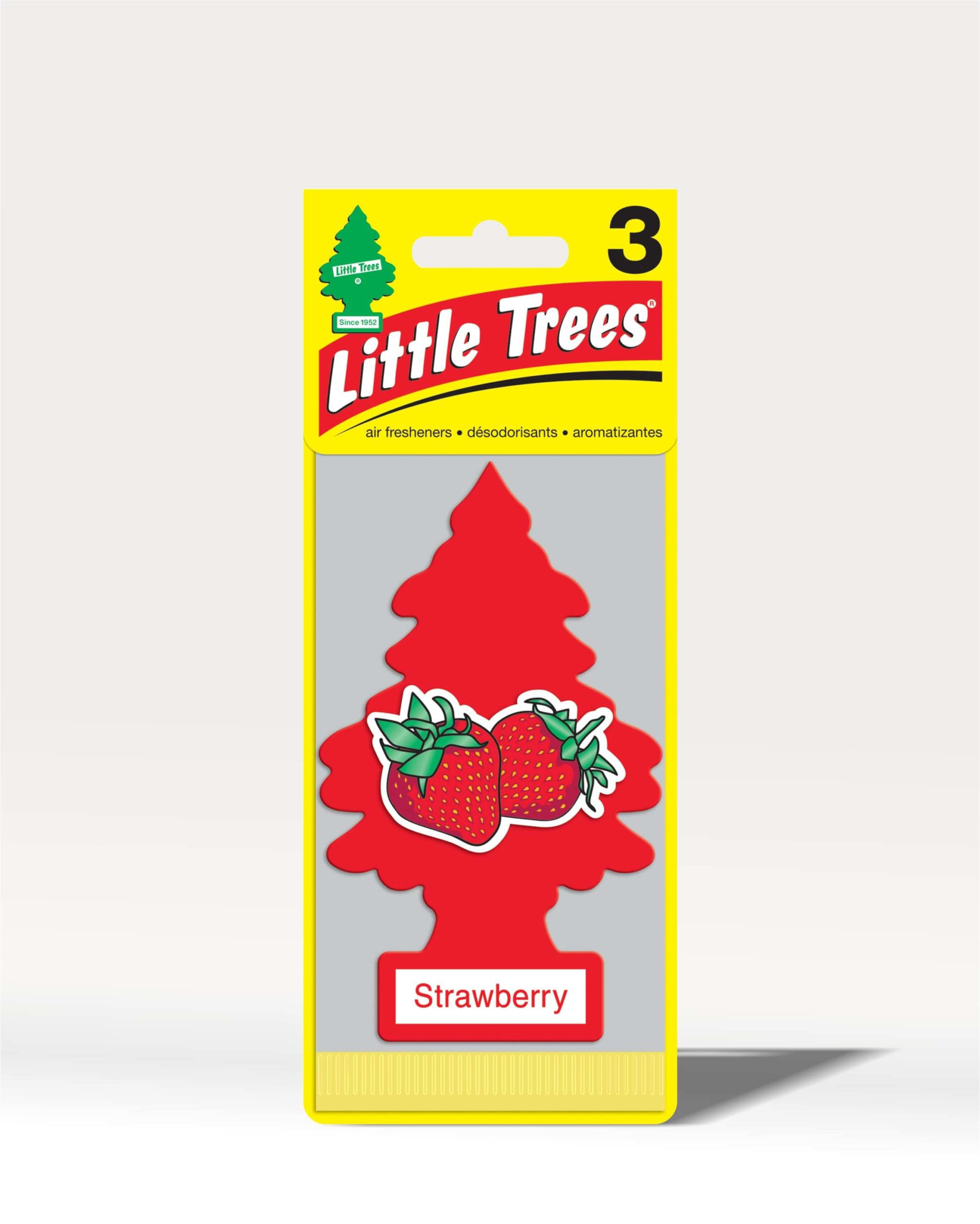 Ambientador LITTLE TREE FRESA
