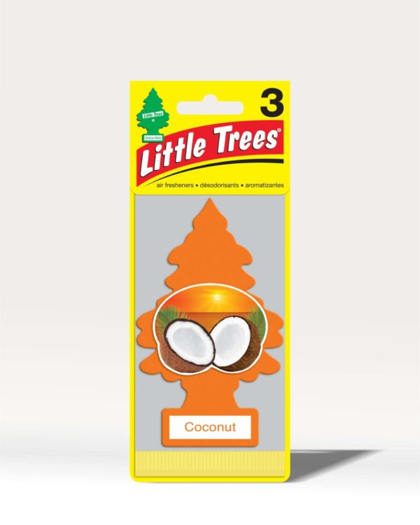 Ambientador LITTLE TREE COCO